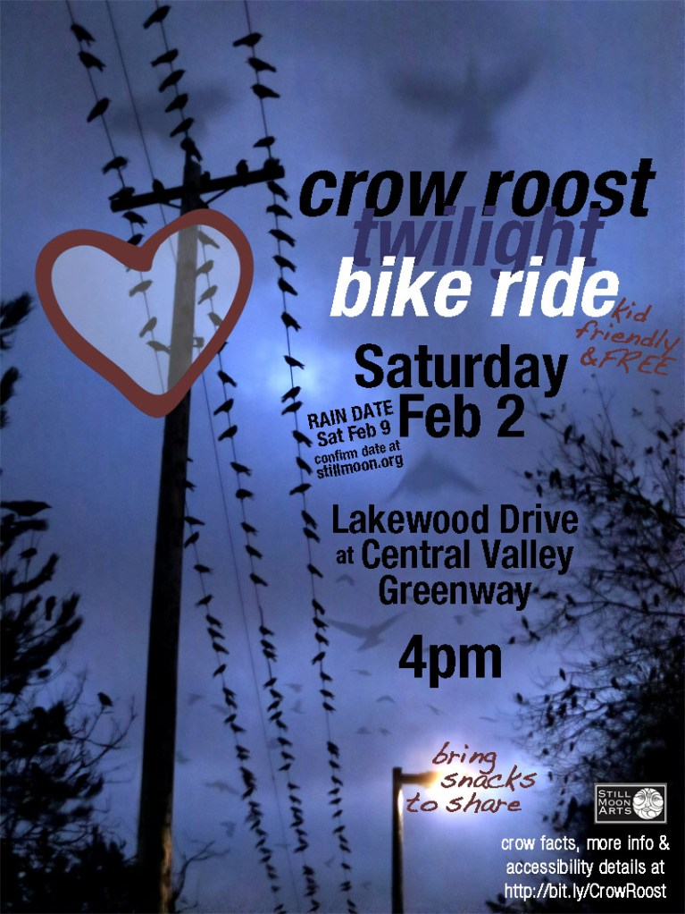 Crow Roost Ride 2013 INVITE