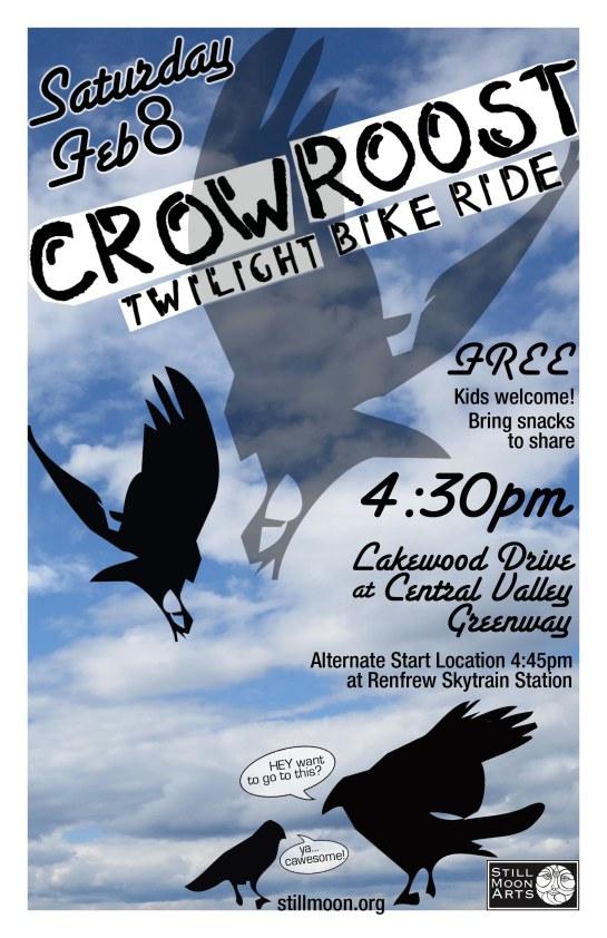CrowRoostRide2014